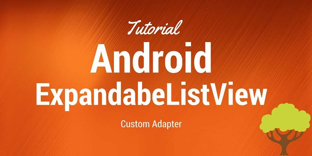 android expandablelistview