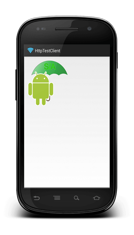 android HTTP download image