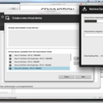 Android Studio with alternative emulator:Genymotion