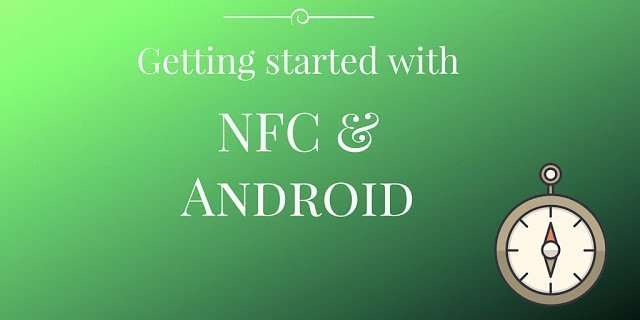 getting started with nfc