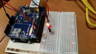Internet of Things with Android and Arduino: Tutorial project