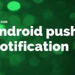 Android push notification tutorial using Parse.com