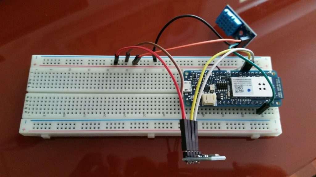 Arduino MKR1000 tutorial