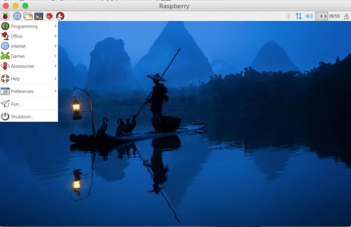 raspberry remote desktop