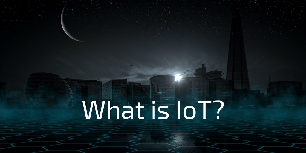what is the internet of things? Find more...