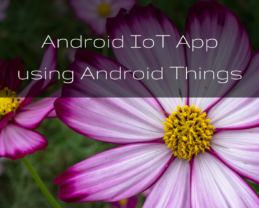 android iot app