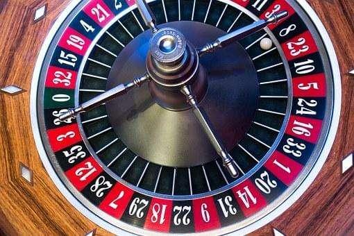 Roulette, Roulette Wheel, Ball, Turn