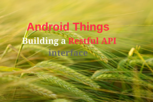 Android Things API