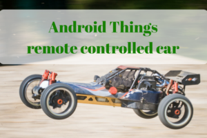 Android Things GPIO pins