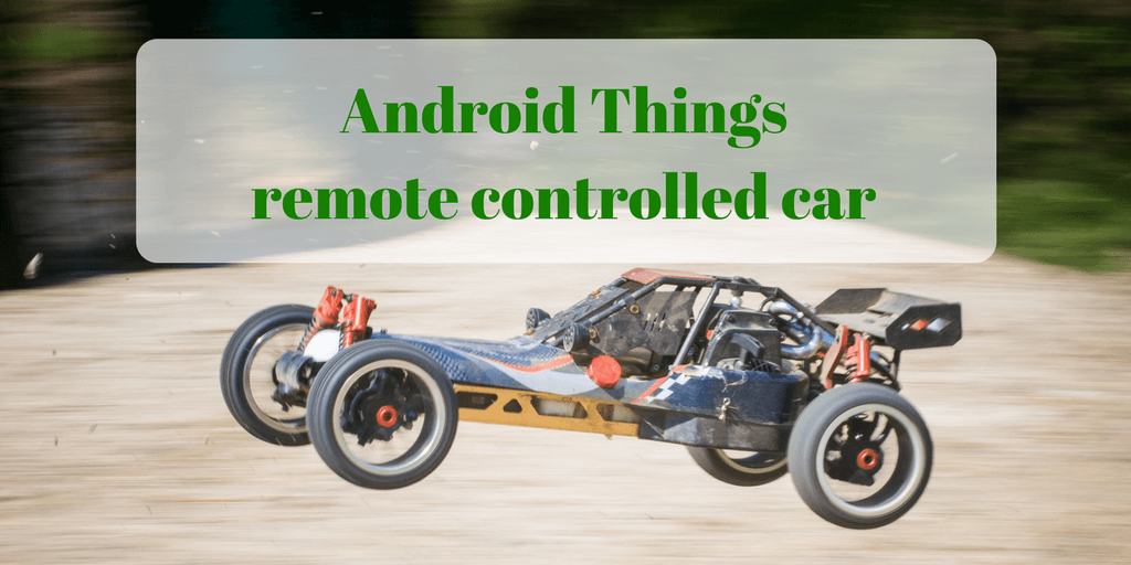 Android Things GPIO tutorial: How to use GPIO pins to control DC motors