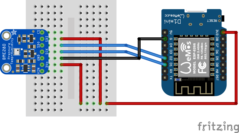 Cayenne IoT with ESP8266