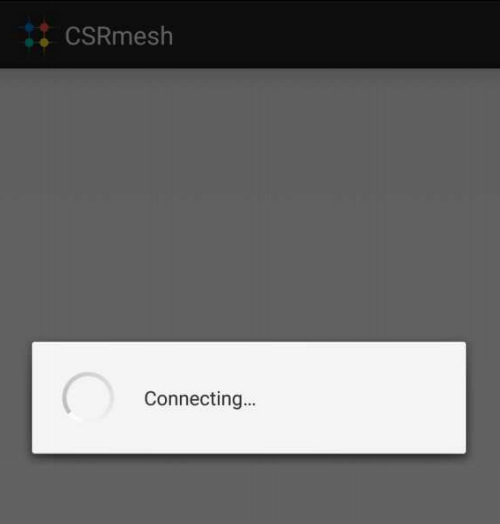 csrmesh connecting