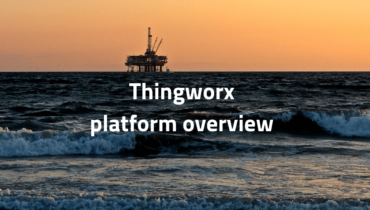 ThingWorx IoT platform Overview