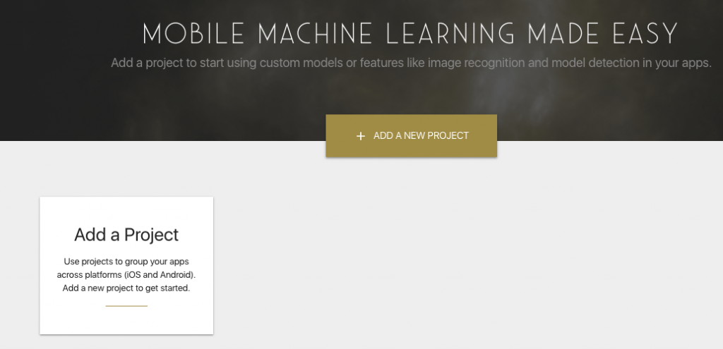 Machine Learning Android app with Fritz.ai