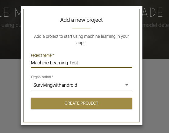Android machine learing + Fritz.ai