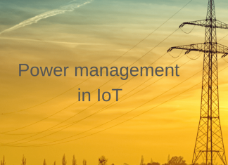 power management iot