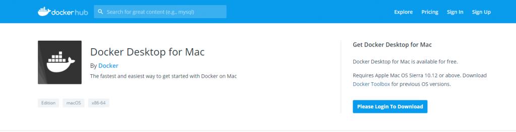 Docker Tensorflow setup