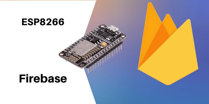 esp8266 firebase realtime database