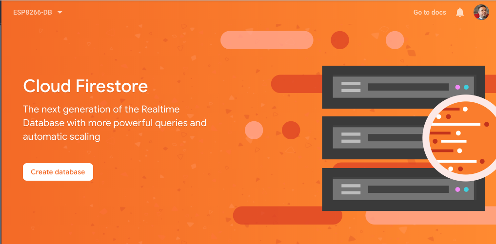 Firebase real-time database