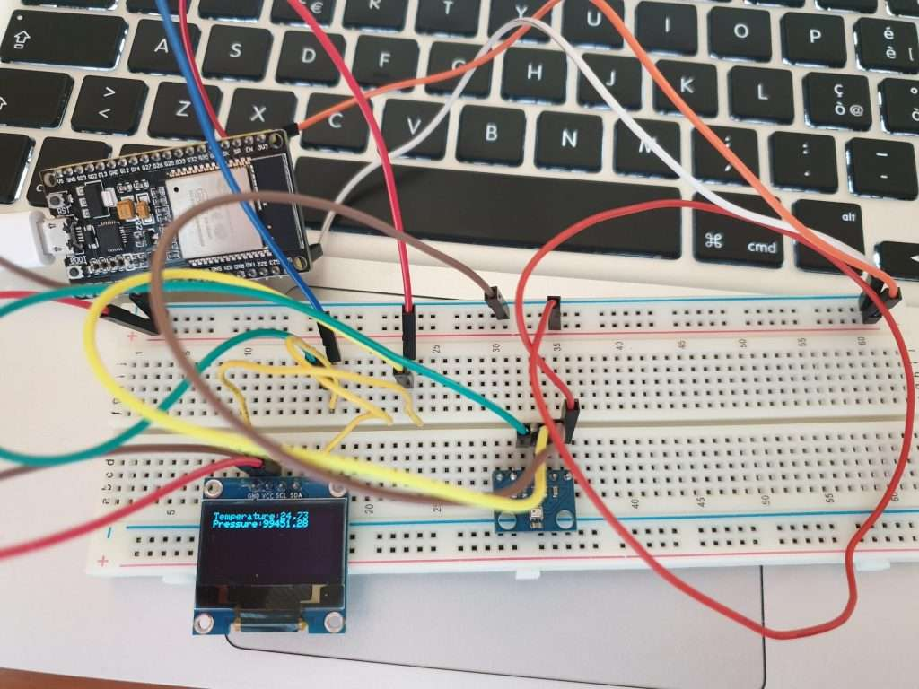 Getting started with ESP32 Building a weather station