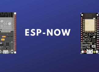 ESP-Now protocol