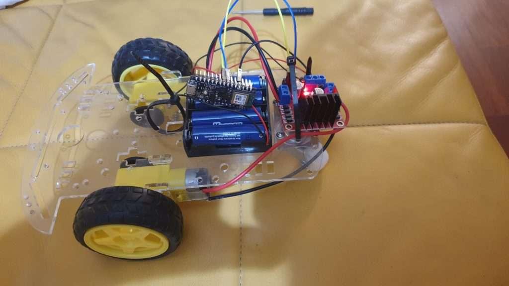 Arduino Nano 33 Ble with Tensorflow