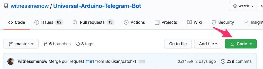 How to integrate Telegram bot with ESP32-CAM