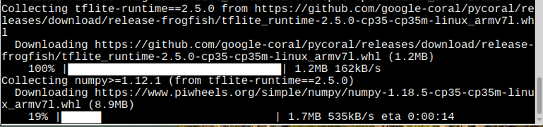 How to install Tensorflow Lite on Raspberry Pi