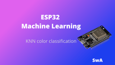 ESP32 KNN classification