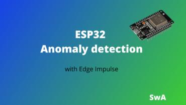 ESP32 anomaly detection